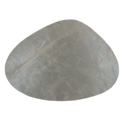 Echtleder Tischset Basic Curve