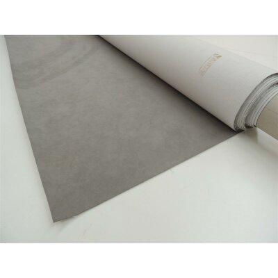 Alcantara Cover SALE platin hellgrau Breite 134 cm