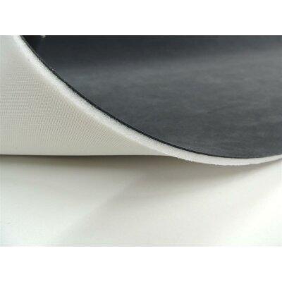 Dinamica 4,5 mm Schaumrücken + Charmeuse SALE schwarz/anthrazit