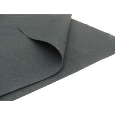 Zellkautschukplatte